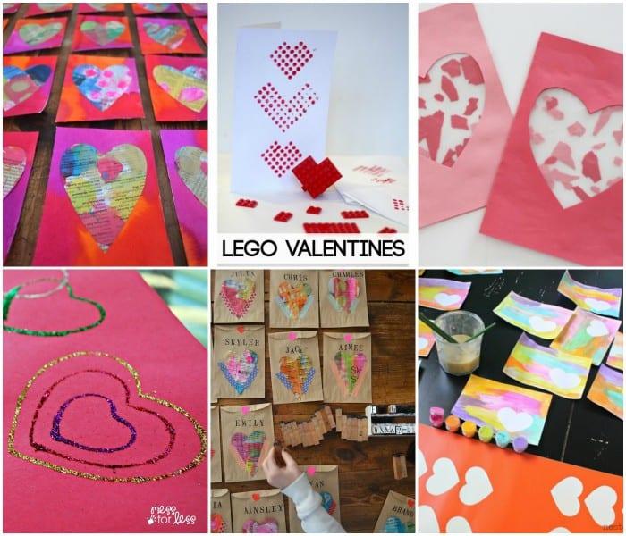 Kid Made Valentine