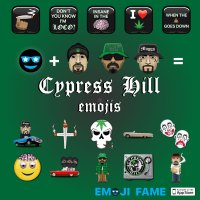 Pitchfork announced the launch of our Cypress Hill emojis.