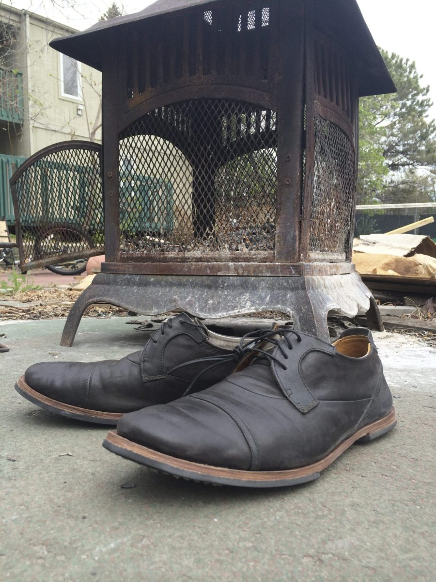 Timberland Wodehouse Cap Toe Oxfords Review