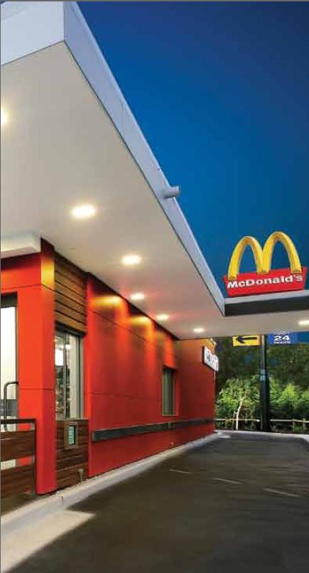 RENOVACIÓN: Mc Donald\'s con nueva imagen mundial - Emprendedores.News