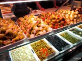 A short Food guide to Madrid, Toledo and Seville