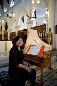 Harpsichord 古鍵琴 Bu Xinge 卜心歌