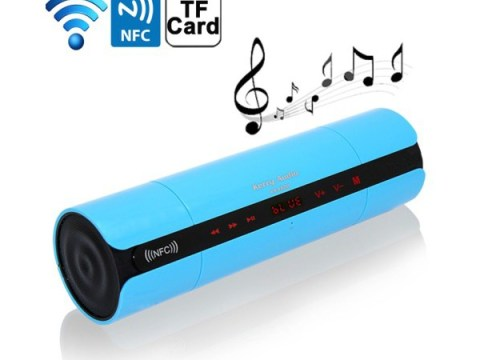 enceinte-bluetooth-universelle-portable-fm-kit-mains-libres-nfc-bleu