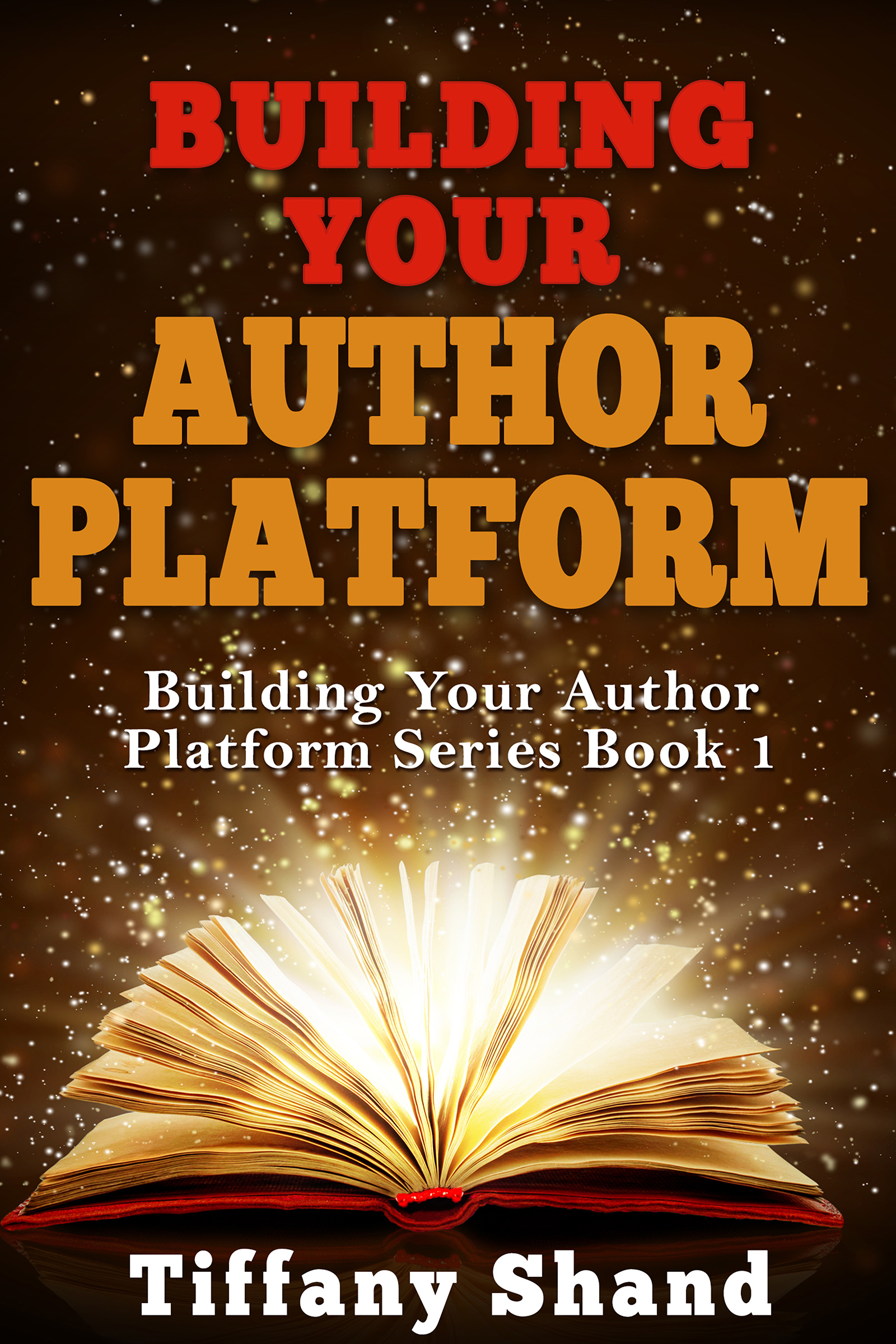 Building Your Author Platform Cover