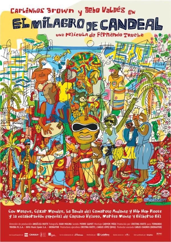 El milagro de Candeal (2004) de Fernando Trueba