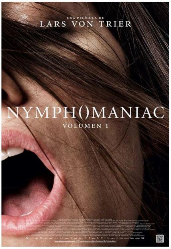 Nymphomaniac: Volumen 1 - Cartel definitivo en español