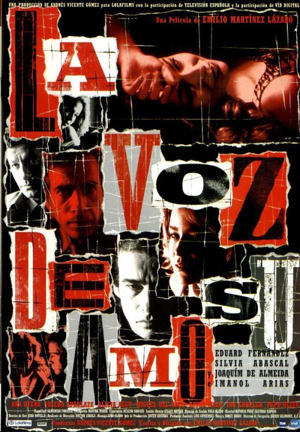 La voz de su amo (2001) de Emilio Martínez-Lázaro