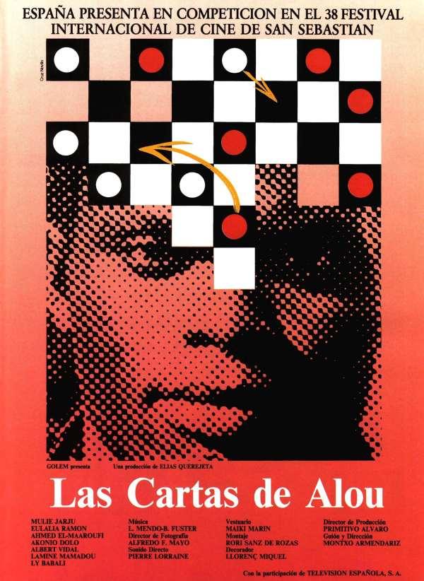 Las cartas de Alou (1990) de Montxo Armendáriz