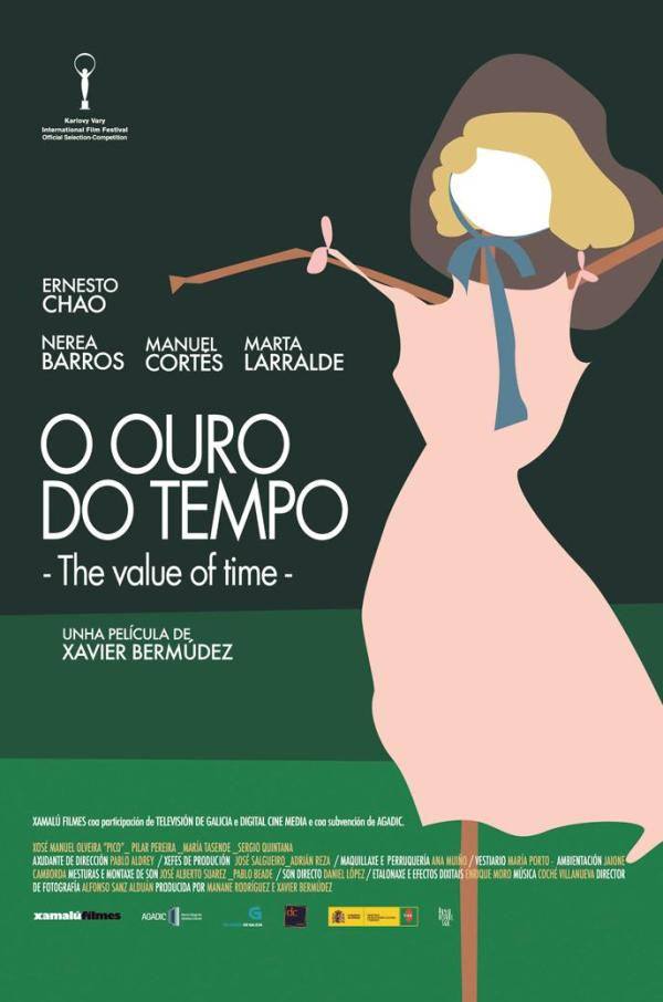 O ouro do tempo (2013) de Xavier Bermúdez