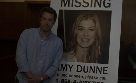 Perdida (2014) de David Fincher
