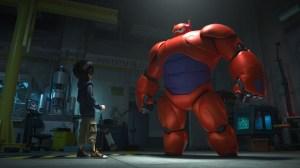 Big Hero 6 (2014) de Chris Williams y Don Hall