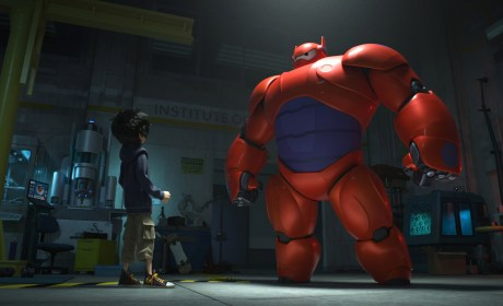Big Hero 6 (2014) de Chris Williams y Don Hall