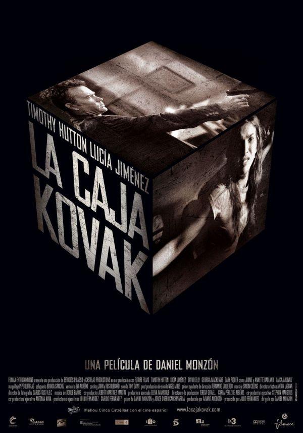 La caja Kovak (2006) de Daniel Monzón