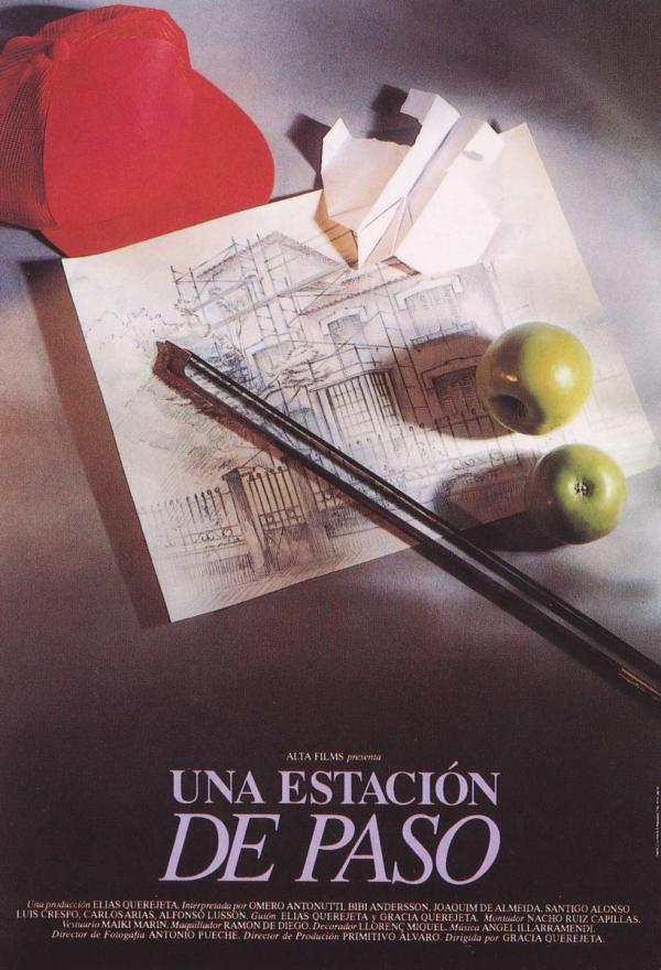 Una estación de paso (1992) de Gracia Querejeta
