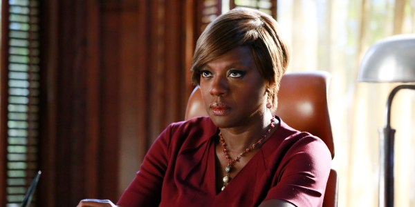 How to get away with murder 1x05 - We're not friends