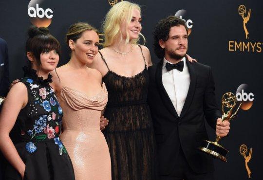 Emmys 2016: Juego de tronos