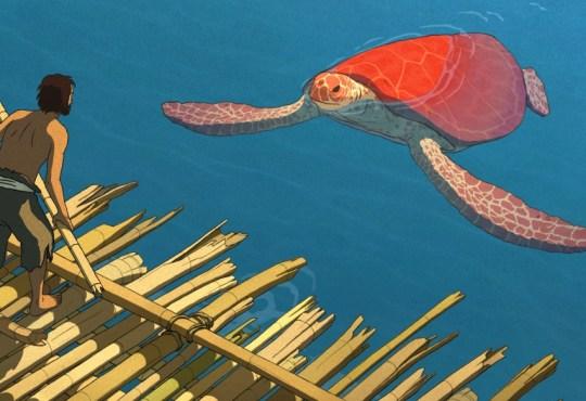 La tortuga roja (2016) de Michael Dudok de Wit