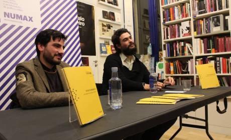 Víctor Paz & Óliver Laxe en Numax