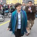 32% aprueba gestión de Susana Villarán, según IMA