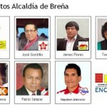 Encuesta Online Breña, Julio 2014