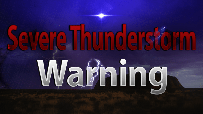 Severe Thunderstorm Warning For Person, Orange, Chatham, Granville, and Durham Counties Until 4:45 PM EST