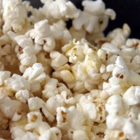 Honey-Butter Popcorn