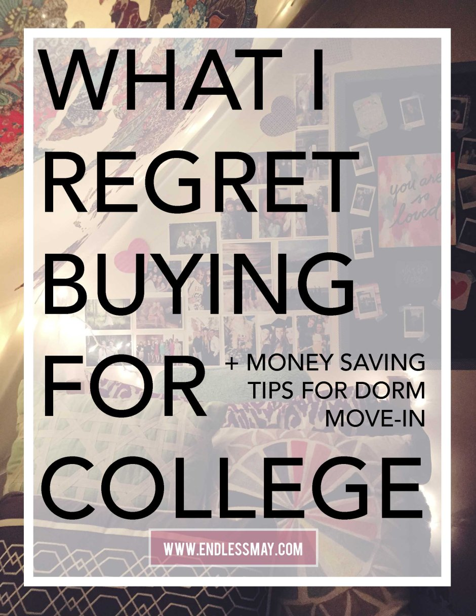 I need money for college?