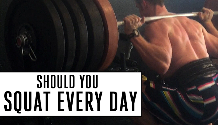 Should you squat every day