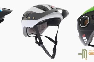 Initialement prévu pour 2012, le casque All Mountain sera finalement millésimmé 2013. Un casque XC/AM très polyvalent annoncé à 305 g. Disponible en 6 couleurs au tarif conseillé de 139 euros.