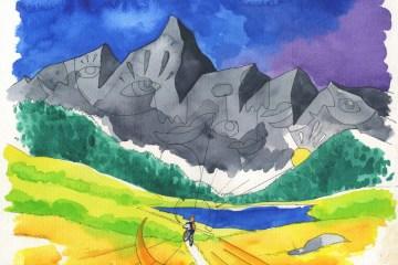peinture et aventure 1 - novembre 2014