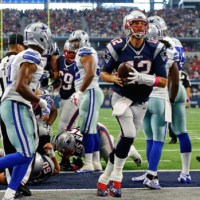 Patriots 30-6 Cowboys : recap