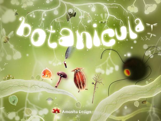 """Die Spiele-App """"Botanicula"""": Ein fantastischer Rätsel-Baum"""