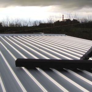 Bonifica da Amianto - Ricostruzione delle coperture rimosse