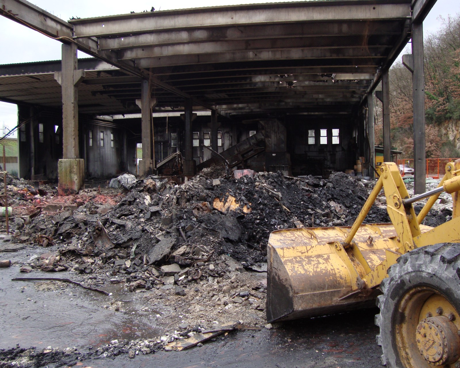 Smantellamenti e Demolizioni Industriali