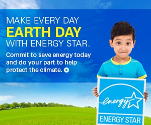 Make Every Day Earth Day with ENERGY STAR
