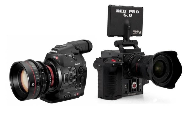 canon-c300-vs-RED-scarlet-x