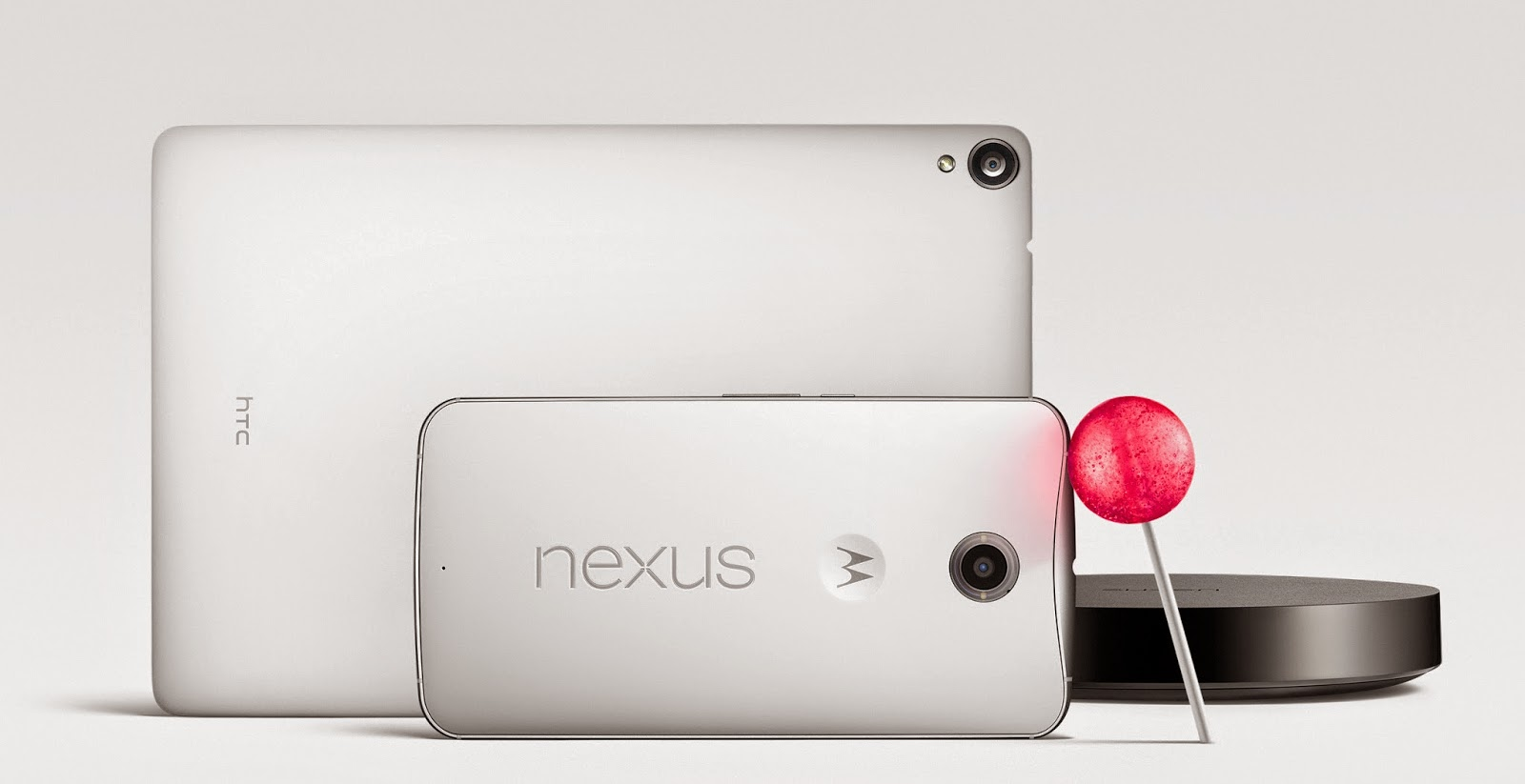 Nexus y Android 5.0 Lollypop