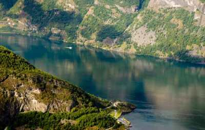 Fjord-Norvège-croisière