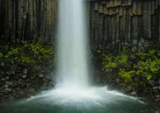 cascade-svartifoss