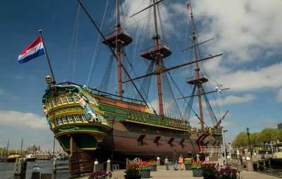 musée-marine-amterdam-bateau
