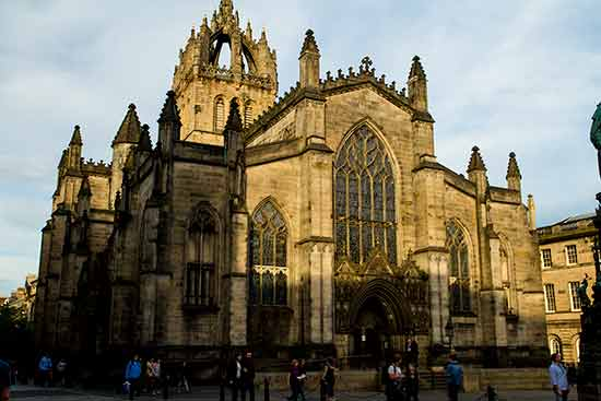 eglise-edimbourg-royal-mile