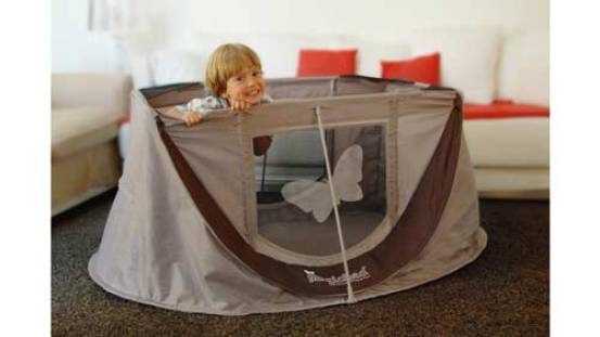magic bed le lit nomade pour b b. Black Bedroom Furniture Sets. Home Design Ideas