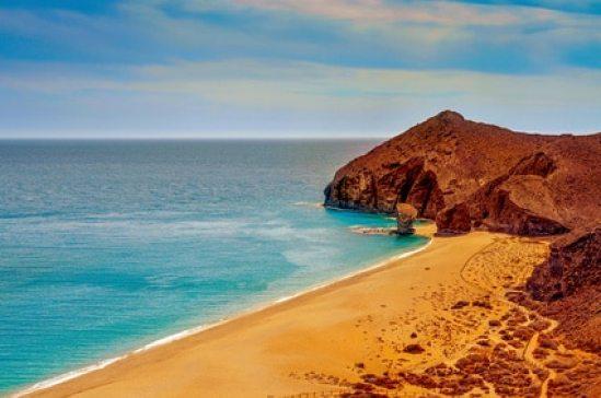 plage andalousie espagne