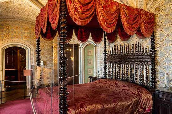 chambre-royale-palacio-da-pena-sintra