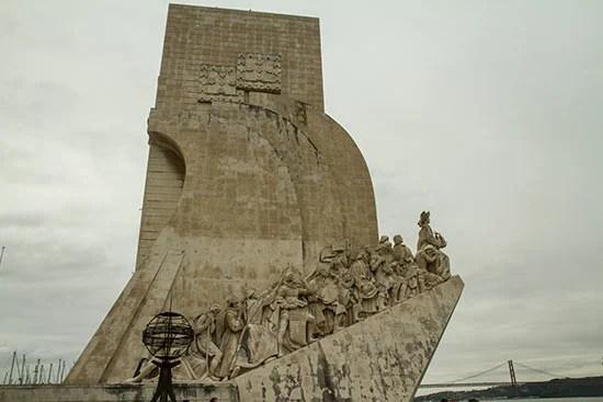 monument-des-découvertes-lisbonne-portugal
