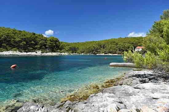 plage-croatie