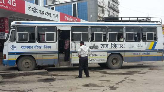 voyage-rajasthan-bus