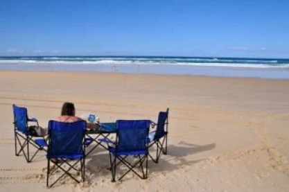australie-plage-fraser-island camping