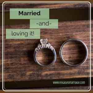 Married and Loving It!