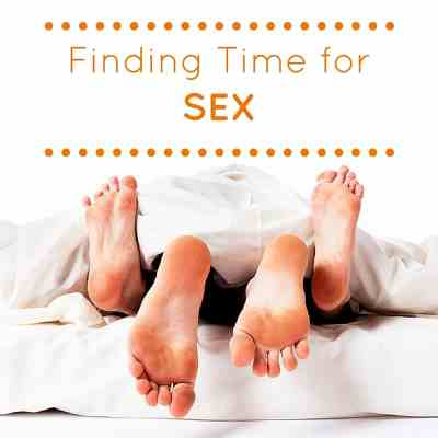 Finding the Time for Sex